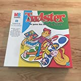 TWISTER. ORIGINAL 1999 ISSUE BY MB GAMES. The game that ties you up in knots.