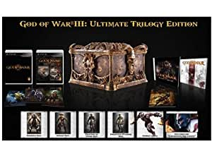 God of War III - édition limitée Pandora