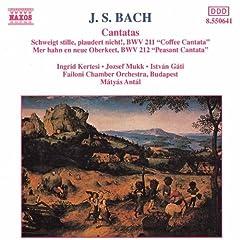 "Mer hahn en neue Oberkeet, BWV 212, ""Peasant Cantata"": Recitativo: Und unsre gnadge Frau"