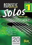Acoustic Pop Guitar Solos Solf. & Tab Vol.1 CD