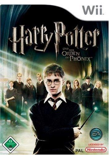 Game Big Wii (Harry Potter und der Orden des Phönix)