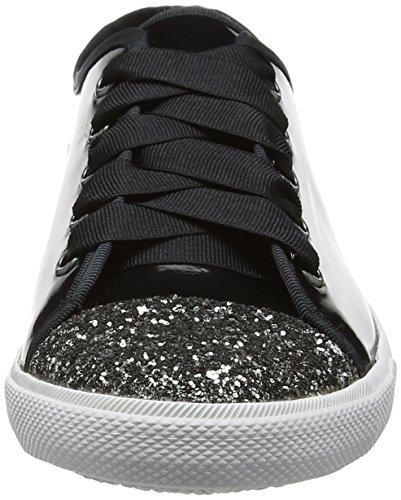 Carvela Jasper2, Sneaker Donna Black (Black)
