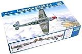 Trumpeter 02418modelo kit Messerschmitt Bf109K 4