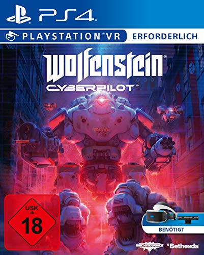 Wolfenstein Cyberpilot (PlayStation VR)