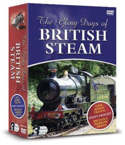 The Glory Days Of British Steam [DVD] [UK Import]