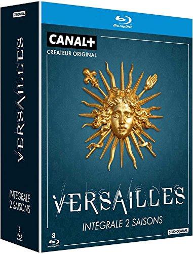 Versailles - Intégrale 2 saisons [Blu-ray]