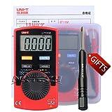 nktech tl-1Schraubendreher Uni-T ut120b Mini Pocket PDA Auto von Digital Multimeter AC/DC Spannung Widerstand Kapazität Frequenz Einschaltdauer Tester Meter 4000zählen