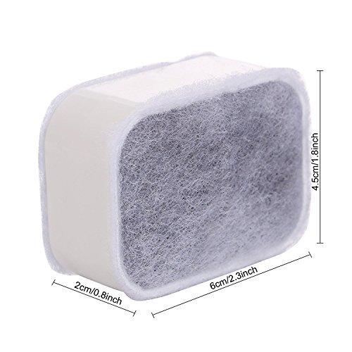 Zoom IMG-3 4 filtri a carbone attivo