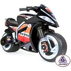 Injusa - Moto Wind Repsol 6 V (6461)