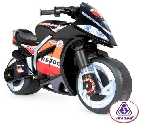 #Injusa 0720311 – Repsol Motor Wind 6 V Rennmotor, Elektrofahrzeuge#