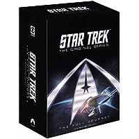 star trek - the original series - season 01-03 (22 dvd) box set DVD Italian Import