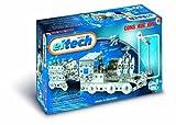 Eitech 00091 - Metallbaukasten Starter-Set - Lokomotive mit Anhänger
