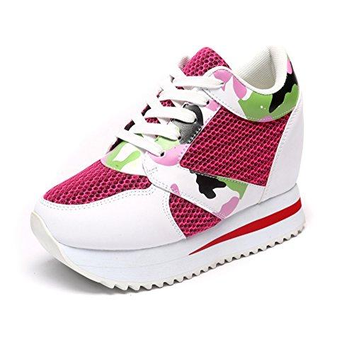 Augmenter les chaussures des femmes/Mesh chaussures de sport/Lady air chaussures de dérapage/Dame de loisirs tourisme/Chaussures de Dame B