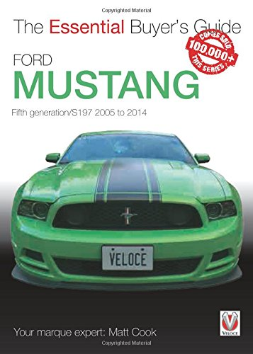 ford-mustang-fifth-generation-s197-2005-to-2014