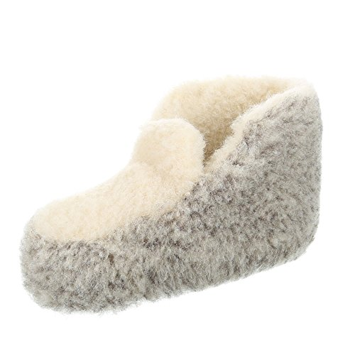 Senhoras E Senhores Sapatos, Pan-1-106, Chinelos Cinza Branca