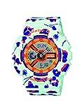Casio BA-110FL-3AER - Orologio da polso donna, resina, colore: multicolore