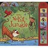 Noisy Jungle (Usborne Busy Sounds)