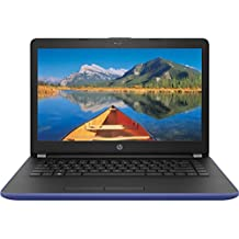 "New HP 14"" Intel N3350 2.4GHz 4GB RAM 64GB EMMC TrueVision HD Webcam Windows 10 Marine Blue"