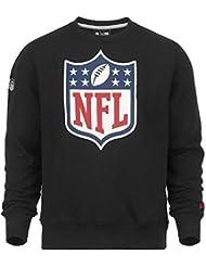 New Era Team Logo Crew Nfl Shield - Sweat-shirt - Manches longues - Homme