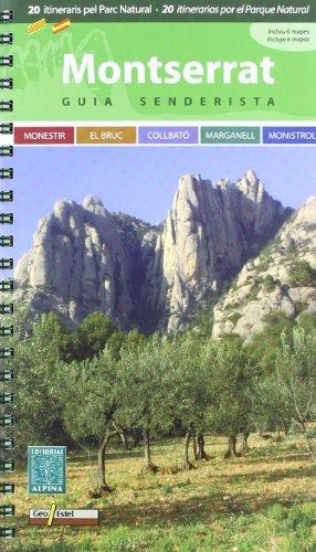 Montserrat. Guia senderista