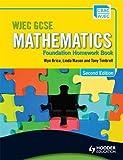 WJEC GCSE Mathematics - Foundation Homework Book (WGM)