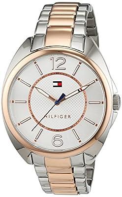 Tommy Hilfiger de Mujer Reloj De Pulsera Sophisticated Sport analógico cuarzo, revestimiento de acero inoxidable 1781696