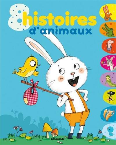 8 Histoires d'Animaux