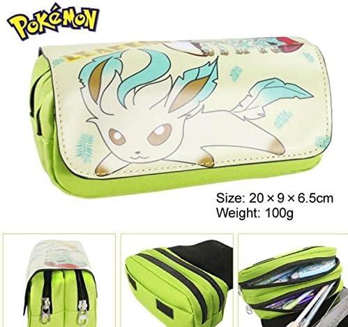 ENFANTS Craze UK Leafeon Pokemon Trousse deux compartiHommes ts B071NFKY7D | Bon Marché