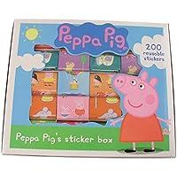 Peppa Pig - Set de 200 pegatinas