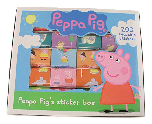 Anker ANK1272/PEBX2 - Peppa Pig Aufkleber-Box