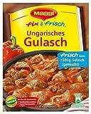 Maggi Fix Ungarisches Gulasch, 17er Pack (17 46