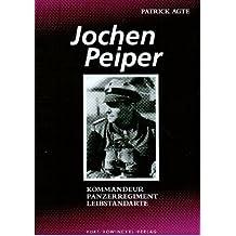 Jochen Peiper: Kommandeur, Panzerregiment, Leibstandarte