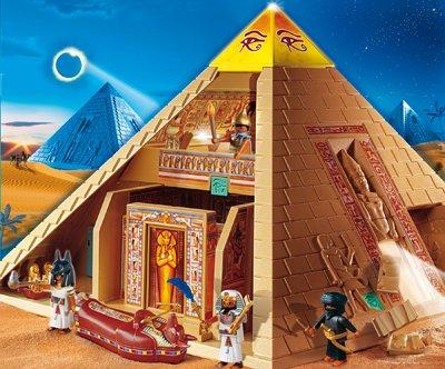 Preisvergleich Produktbild PLAYMOBIL® 4240 - Pyramide