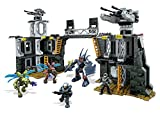 Mega Bloks Halo Unsc Firebase Building Set