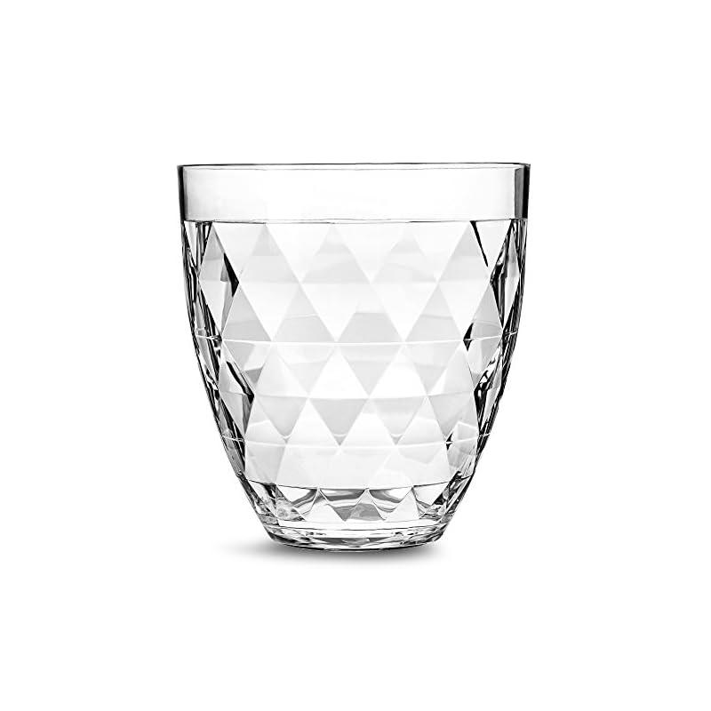 Gletscher Deluxe Acryl Champagner Party Badewanne Wein Eimer Sektkhler Weinkhler