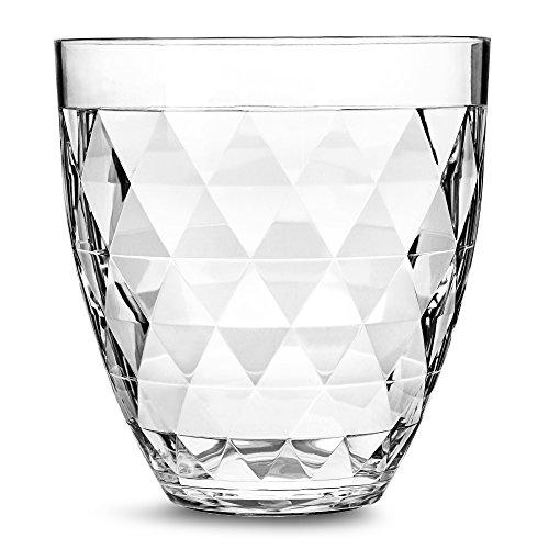 Gletscher Deluxe Acryl champagner Party Badewanne–Wein Eimer, Sektkühler, Weinkühler