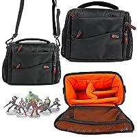 DURAGADGET Deluxe Storage Bag/Carrying Backpack - Suitable for Marvel Superhero Disney Infinity Character Figures