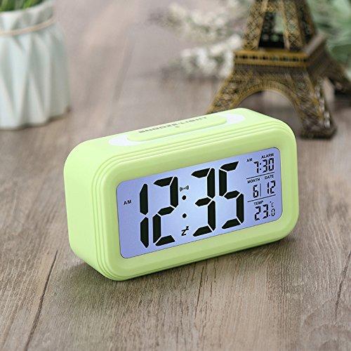 Shuangklei Inteligente Reloj Alarma Cronómetro Reloj