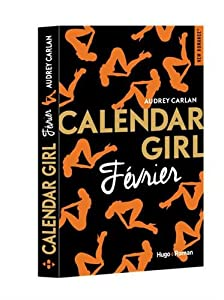 "Afficher ""Calendar girl n° 2 Février"""