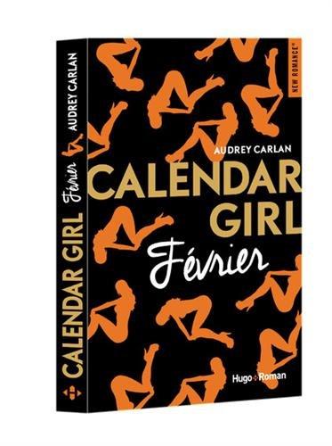 CALENDAR GIRL : FÉVRIER