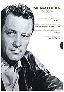 William Holden: Stalag 17/ Bulwar zachodzacego slonca / Sabrina / Mosty Toko-Ri [4DVD] (Deutsche Untertitel)