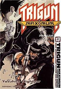 Trigun Maximum Edition simple Tome 13