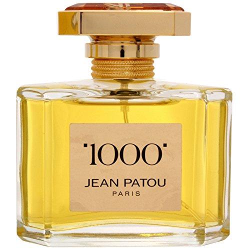 Jean Patou 1000 Eau de Toilette Spray 75ml (1000 Patou)