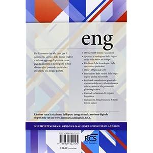 Dizionario inglese 2012