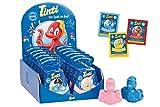 Tinti Seife für Kinder Spielseife im Set mit 3 Badefarben (Seife in ROSA)