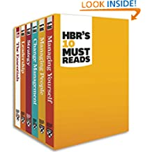HBR's 10 Must Reads - Set