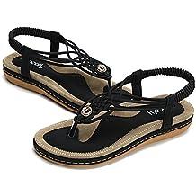 es Amazon Tallas Grandes Sandalias Mujer 54q3AjLR