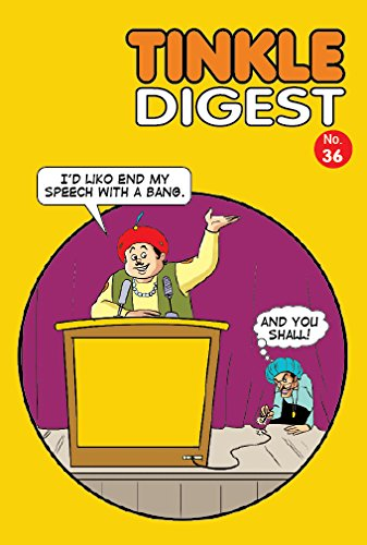 Tinkle Digest  36 (English Edition)