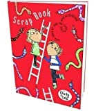 Charlie and Lola Snakes and Ladders Scrap Book