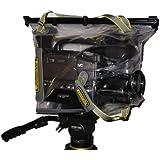 Ewa-Marine TV182 Coque pour la photographie sous-Marine Appareil BetaSP professionnels (jusqu'à 4,5 m appareils 540-650 mm de large) Transparent